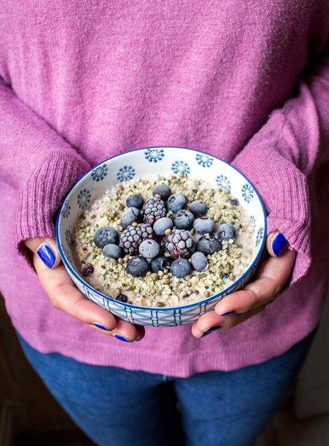 Ingredient, Food, Produce, Denim, Purple, Bowl, Bilberry, Fruit, Berry, Superfood,