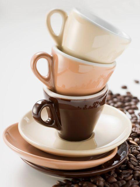 Cup, Coffee cup, Serveware, Drinkware, Dishware, Brown, Teacup, Tableware, Ceramic, Porcelain,