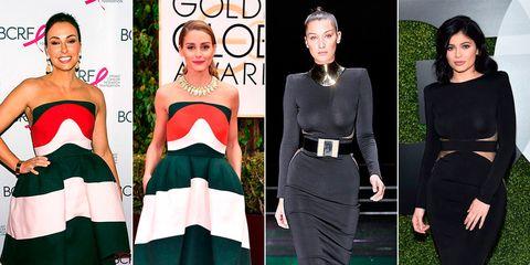 Shoulder, Red, Dress, Waist, Style, Formal wear, Fashion, Neck, Fashion model, One-piece garment,