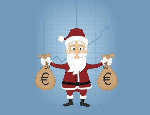 Fictional character, Santa claus, Holiday, Animated cartoon, Pleased, Christmas, Christmas eve, Costume hat, Animation, Clip art,