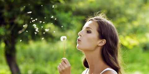 Lip, Finger, Hairstyle, Hand, Happy, People in nature, Summer, Sunlight, Beauty, Youth,