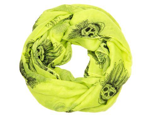 Yellow, Green,