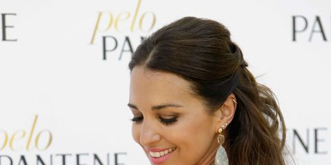 Clothing, Nose, Ear, Human, Mouth, Hairstyle, Shoulder, Eyelash, Style, Earrings,