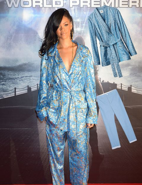 Blue, Sleeve, Style, Formal wear, Electric blue, Fashion, Pattern, Street fashion, Fashion model, Fashion design,