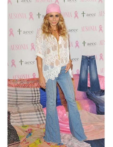 Clothing, Denim, Cap, Textile, Jeans, Pink, Style, Magenta, Fashion, Street fashion,