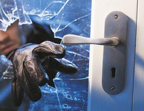 Lock, Fixture, Household hardware, Handle, Door, Door handle, Metal, Glove, Hardware accessory, Security,