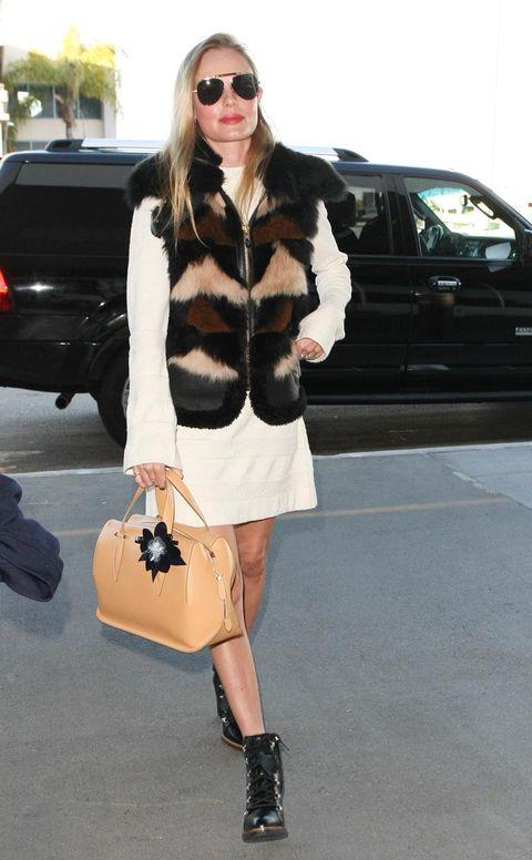 Clothing, Street fashion, Fur, Fashion, Footwear, Snapshot, Sunglasses, Outerwear, Eyewear, Fashion model,