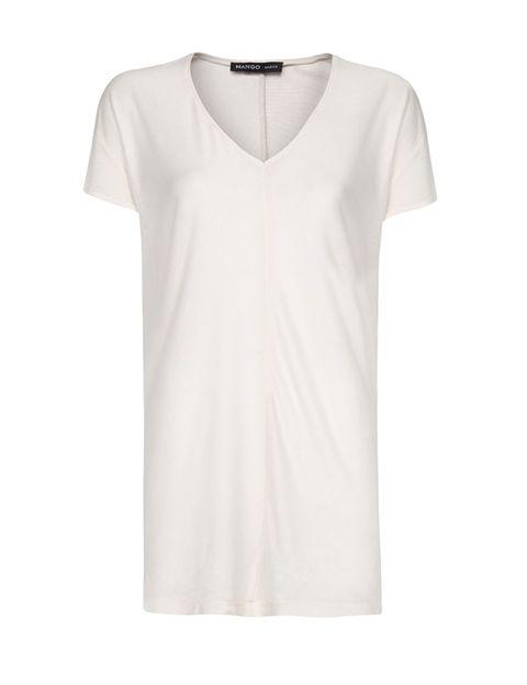 Product, Sleeve, White, T-shirt, Logo, Carmine, Grey, Active shirt, Brand, Top,