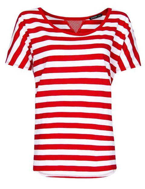 Product, Sleeve, Red, White, Pattern, Line, Orange, Carmine, Fashion, Aqua,