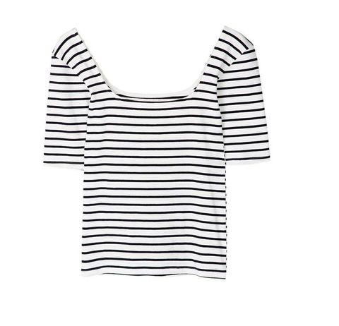 Product, Sleeve, Shoulder, White, Style, Neck, Black, Baby & toddler clothing, Active shirt,