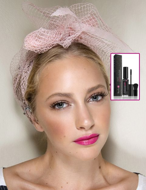 Nose, Lip, Mouth, Skin, Chin, Forehead, Eyebrow, Eyelash, Pink, Style,