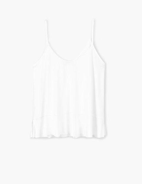 White, Clothing, Outerwear, Sleeve, Neck, Blouse, T-shirt, Dress, Top, Shirt,