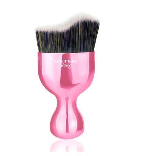 Brush, Pink, Material property, Cosmetics, Tool, Magenta,
