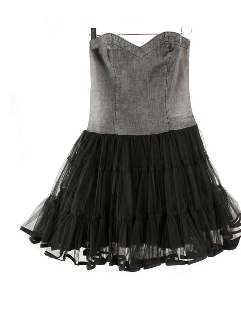 Textile, White, Style, Pattern, Black, Black-and-white, Grey, Monochrome photography, Waist, Day dress,