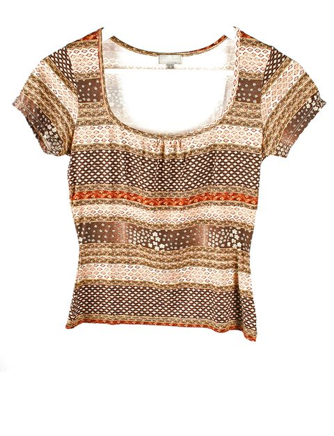 Product, Brown, Sleeve, Textile, White, Pattern, Baby & toddler clothing, Fashion, Sweater, Beige,