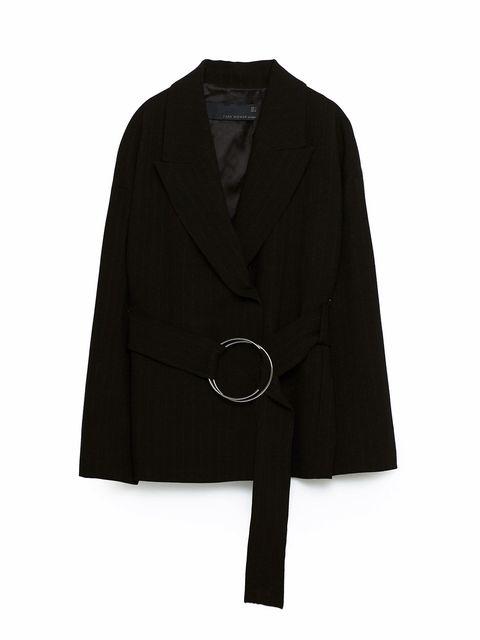 Clothing, Coat, Collar, Sleeve, Textile, Outerwear, Formal wear, Blazer, Fashion, Overcoat,