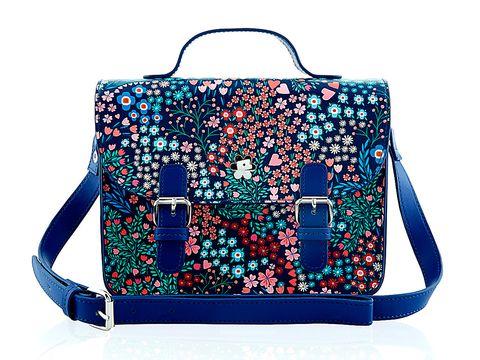 Blue, Product, Bag, Textile, Teal, Turquoise, Aqua, Electric blue, Pattern, Azure,