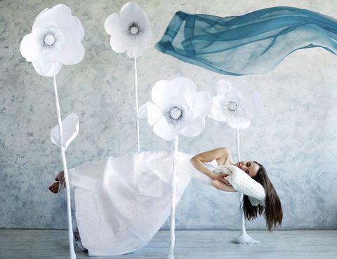 Art, Petal, Teal, Illustration, Painting, Paint, Visual arts, Drawing, Dance, Dancer,