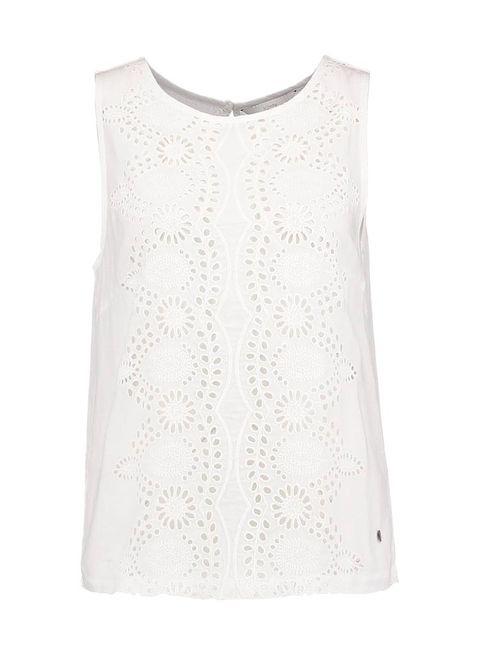 Product, Textile, White, Pattern, Sleeveless shirt, One-piece garment, Dress, Fashion, Grey, Day dress,