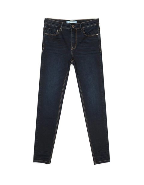 Clothing, Blue, Brown, Denim, Trousers, Pocket, Jeans, Textile, White, Style,