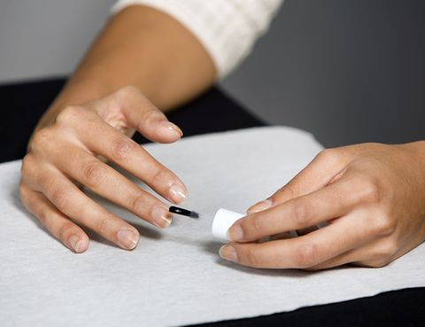 Finger, Hand, Nail, Wrist, Thumb, Material property, Stationery, Paper, Desk, Nail care,
