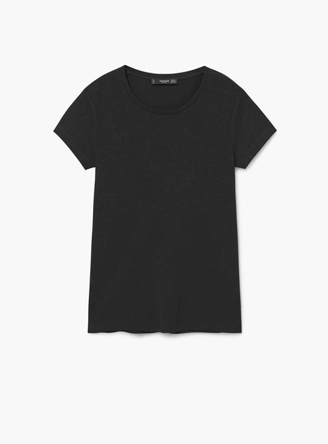 Product, Sleeve, White, T-shirt, Carmine, Black, Grey, Active shirt, Top,