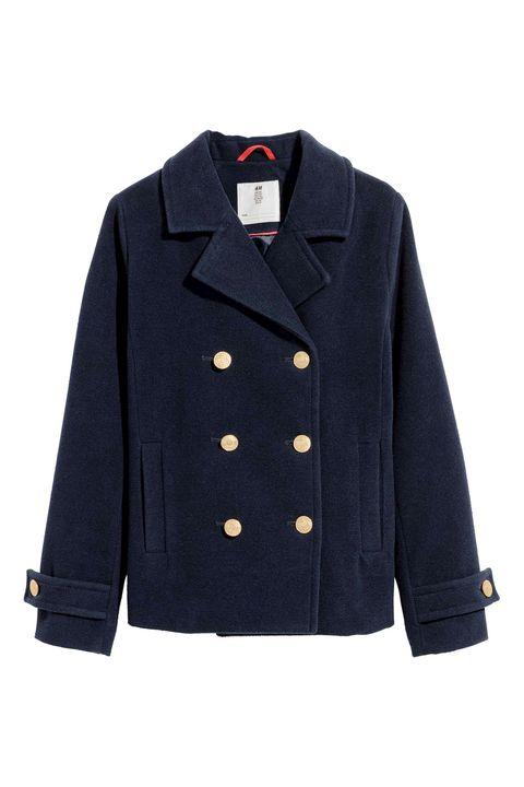 Clothing, Outerwear, Jacket, Sleeve, Blue, Coat, Collar, Denim, Pocket, Blazer,