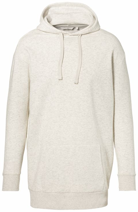 Outerwear, Clothing, Hood, Hoodie, White, Sleeve, Sweatshirt, Shoulder, Sweater, Jersey,