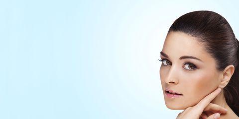 Lip, Hairstyle, Skin, Chin, Forehead, Shoulder, Eyelash, Eyebrow, Jaw, Eye shadow,