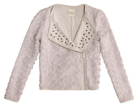 Clothing, Product, Collar, Sleeve, Textile, Outerwear, White, Pattern, Fashion, Jacket,