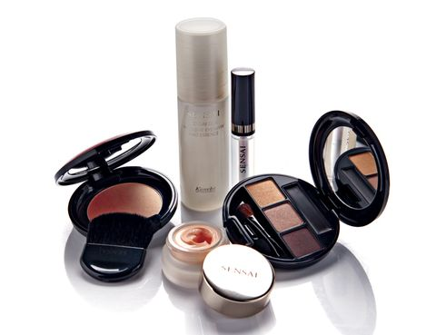 Brown, Product, Peach, Pink, Violet, Cosmetics, Beauty, Tints and shades, Face powder, Purple,