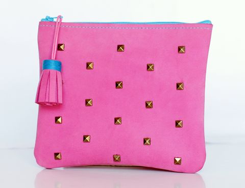 Product, Bag, Textile, Pink, Magenta, Purple, Pattern, Fashion accessory, Wallet, Shoulder bag,