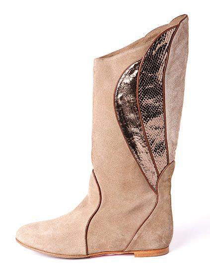 Brown, Boot, Tan, Beige, Leather, Fawn, Suede, Fashion design,