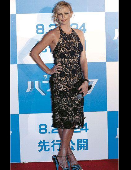 Dress, Shoulder, Joint, One-piece garment, Style, High heels, Flooring, Cocktail dress, Day dress, Electric blue,