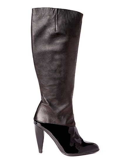 Brown, High heels, Boot, Sandal, Leather, Tan, Costume accessory, Foot, Knee-high boot, Liver,