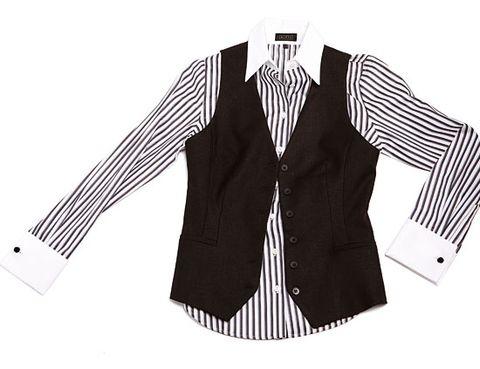 Collar, Sleeve, Dress shirt, Textile, Pattern, Coat, Formal wear, Style, Line, Blazer,