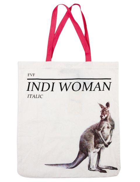Bag, Shopping bag, Marsupial, Kangaroo, kangaroo, Luggage and bags, Tail, Shoulder bag, Wallaby, Paper bag,