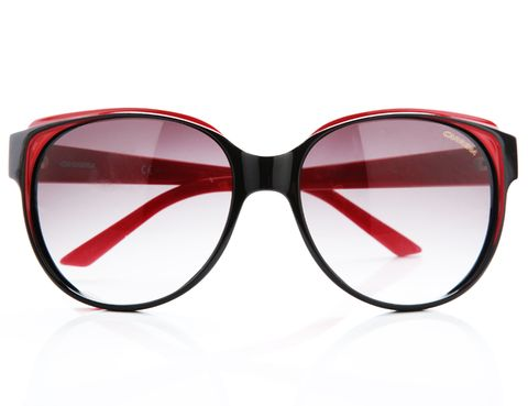Eyewear, Glasses, Vision care, Product, Brown, Glass, Red, Photograph, Personal protective equipment, Reflection,