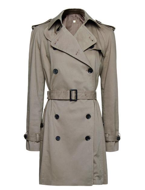 Brown, Product, Dress shirt, Collar, Sleeve, Coat, Textile, Shirt, Outerwear, Uniform,