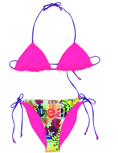 Red, Costume accessory, Magenta, Illustration, Graphics, Drawing, Bikini, Clip art, Undergarment, Graphic design,