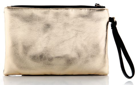 Product, Textile, Bag, Shoulder bag, Leather, Beige, Luggage and bags, Material property, Still life photography, Silver,