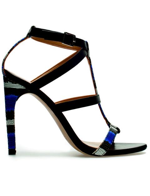 Blue, Brown, Product, High heels, Sandal, Teal, Fashion, Tan, Aqua, Turquoise,