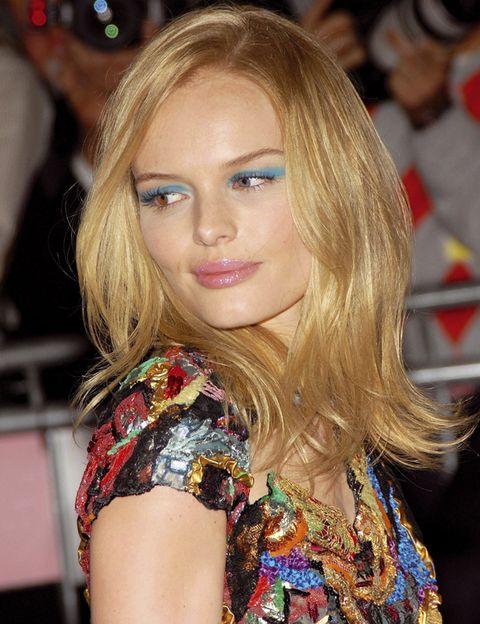 Lip, Hairstyle, Eyebrow, Eyelash, Style, Fashion model, Blond, Long hair, Beauty, Fashion,