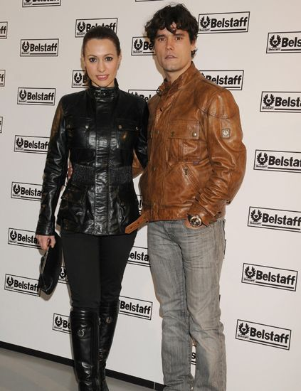 Clothing, Trousers, Jacket, Textile, Outerwear, Style, Denim, Leather, Boot, Leather jacket,