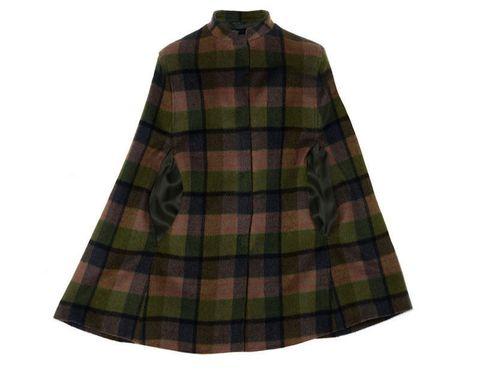 Brown, Product, Green, Sleeve, Collar, Textile, Pattern, Plaid, Tartan, Line,