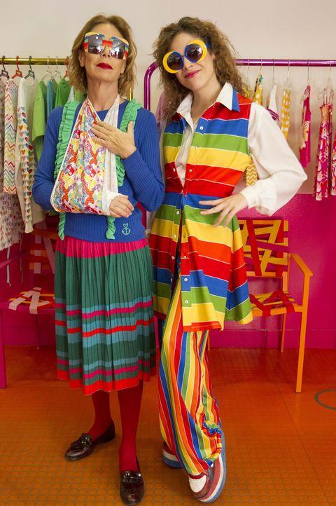 Clothing, Fashion, Fun, Textile, Plaid, Tartan, Fashion design, Costume, Clown,
