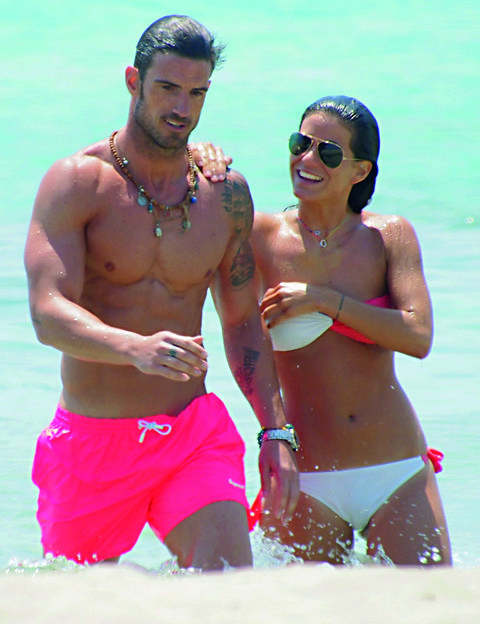 Clothing, Eyewear, Vision care, Fun, Human body, Goggles, Brassiere, People on beach, Chest, Sunglasses,
