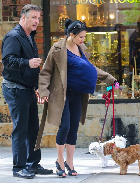 Dog breed, Dog, Trousers, Carnivore, Coat, Outerwear, Jeans, Sporting Group, Mammal, Street fashion,