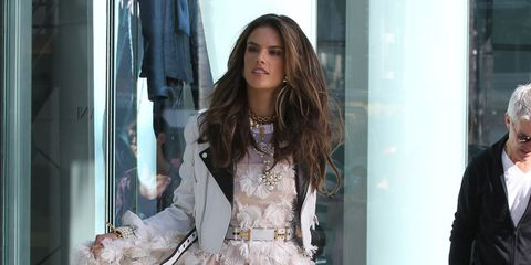 Clothing, Trousers, Shoulder, Jeans, Textile, Outerwear, White, Denim, Jacket, Street fashion,