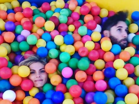 Ball pit, Sweetness, Confectionery, Candy, Colorfulness, Mixture, Bouncy ball,